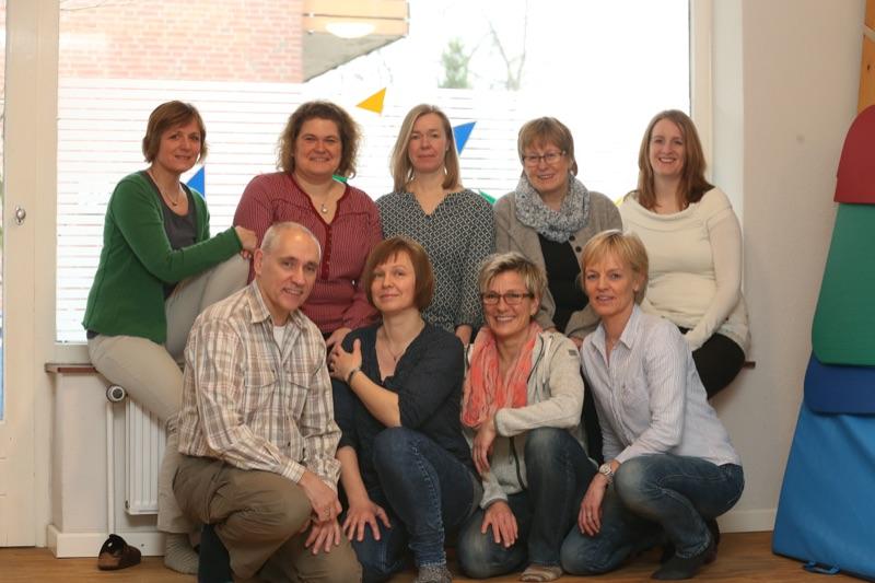 Das Team der Praxisgemeinschaft