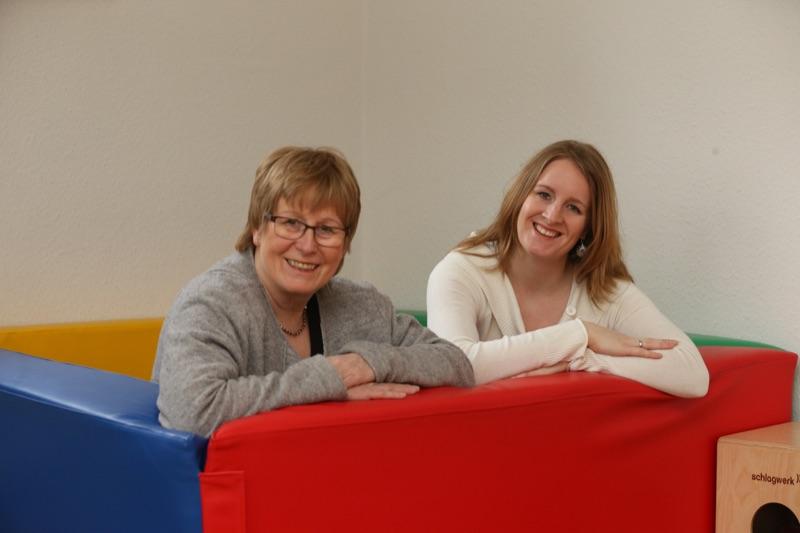 Renate und Anne Lorenz